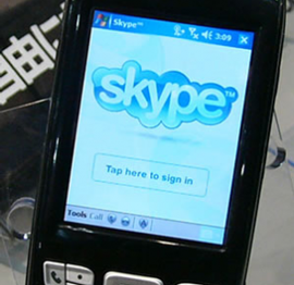 how to find skype contact with phone number